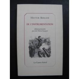 BERLIOZ Hector De l'Instrumentation 1994