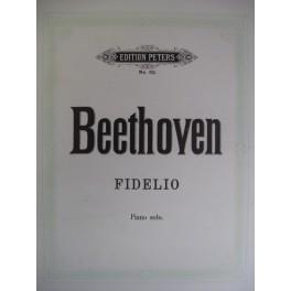 BEETHOVEN Ludwig Fidelio