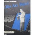 HERMAN Woody Alto Sax Digest Saxophone 1946