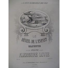 LOVIE Alexandre Le réveil de l'Enfant ca1865