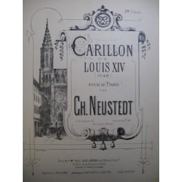 NEUSTEDT Charles Carillon de Louis XIV ca1880