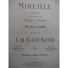 GOUNOD Charles Mireille 1864