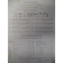HEROLD Ferdinand Marie Romance ca1826