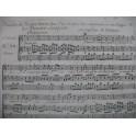 Feuille de Terpsichore 6e annee No 20 Harpe Chant XVIIIe
