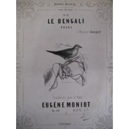 MONIOT Eugène Le Bengali Polka