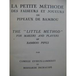 La Petite Méthode des Faiseurs et Joueurs de Pipeaux de Bambou 1950