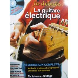 VIMONT Jean-Pierre Je débute La Guitare électrique 2007
