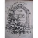 KETTERER Eugène Valse des Fleurs